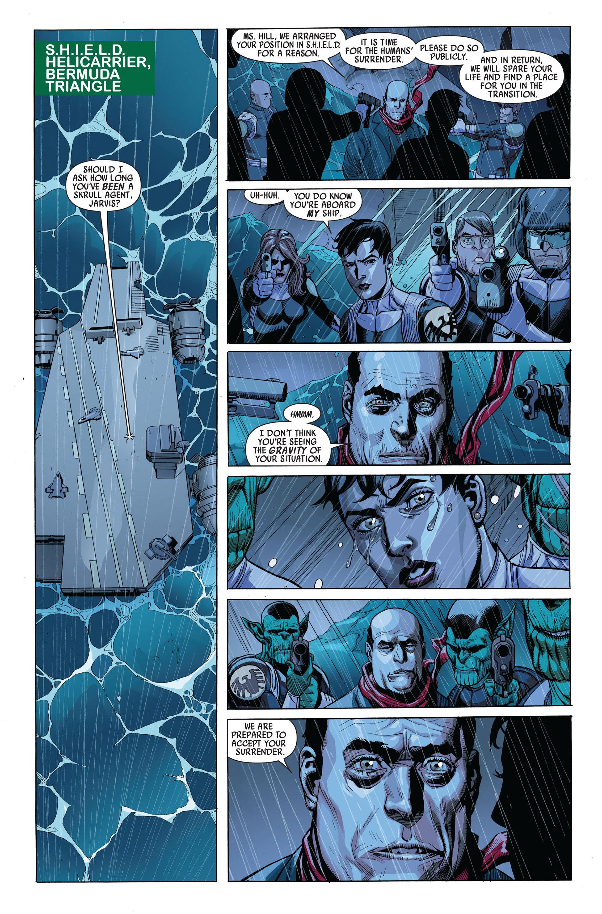 Read online Secret Invasion comic -  Issue #4 - 18