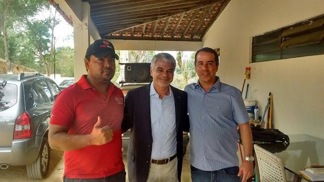Senador Humberto Costa garante que mandará recursos para Ribeirão