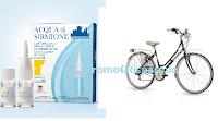 Logo Concorso ''Respira la primavera e vinci'': 92 bici da città Cinzia e 10 soggiorni Grand Hotel Terme di Sirmione