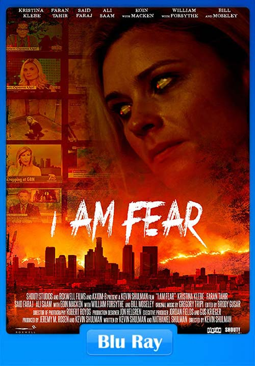 I Am Fear 2020 720p BluRay x264 | 480p 300MB | 100MB HEVC