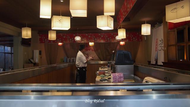 Raku Sushi, Kuliner Jepang dan Medan #06