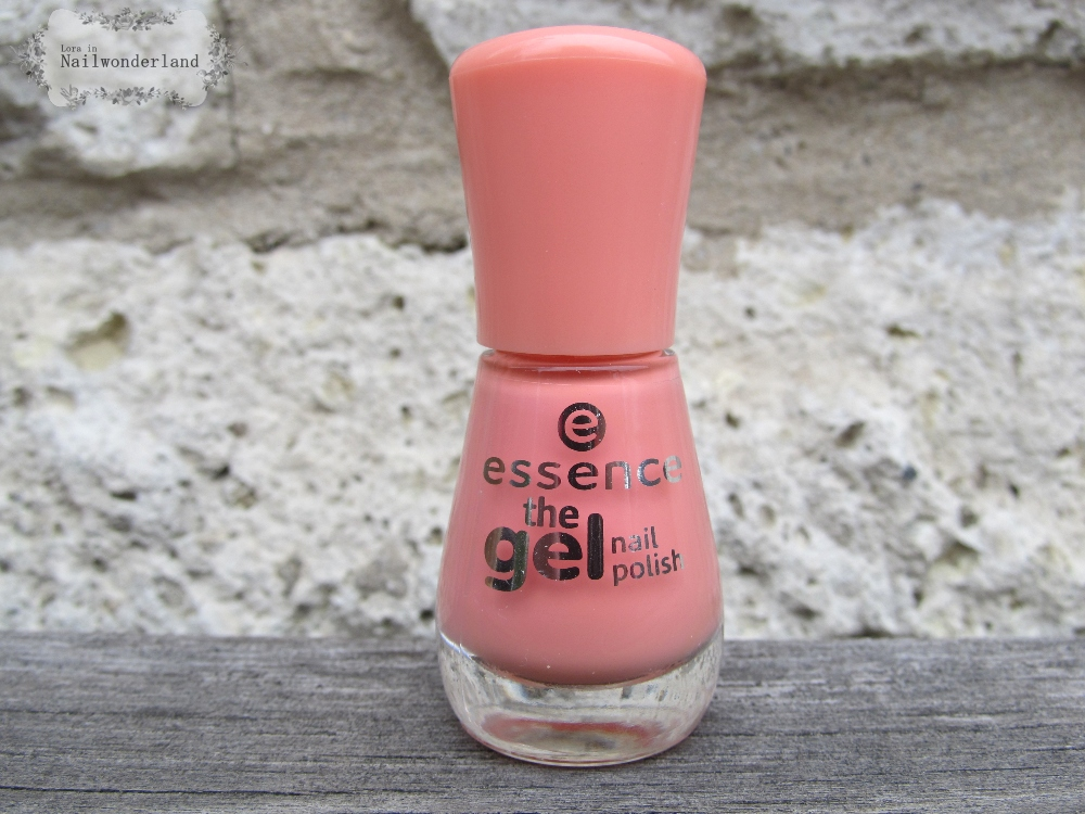 Essence The Gel Nail Polish 24 Indian Summer
