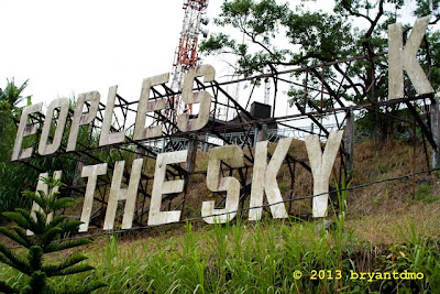 Tagaytay people's park