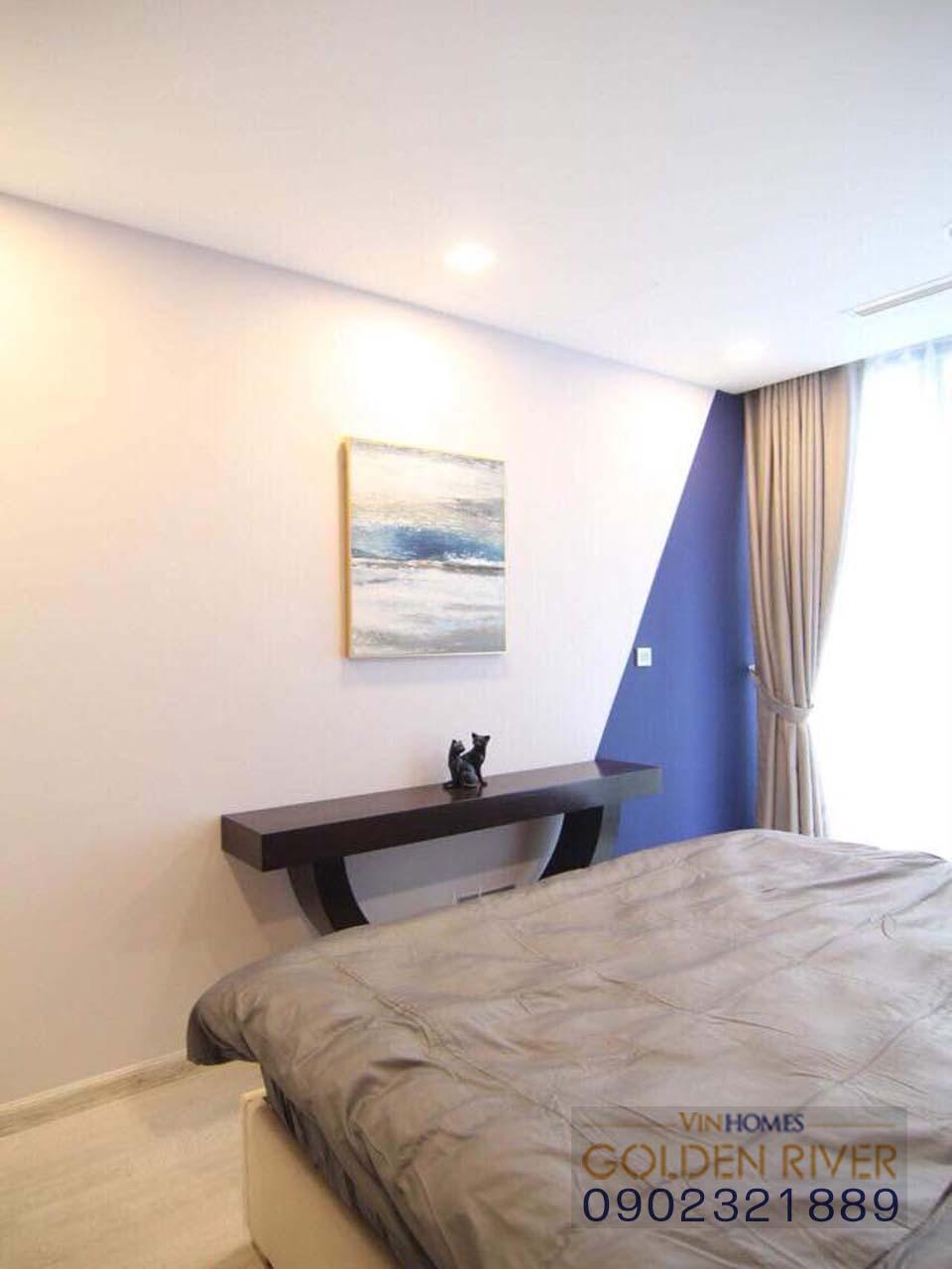 Vinhome Ba Son cho thuê căn hộ 51m2 nội thất cực đẹp - hình 11