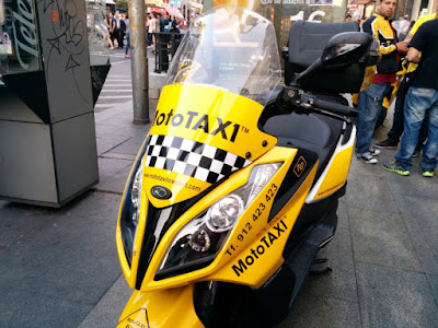 Paris Moto Taxi for Emergency Airport Transfer
