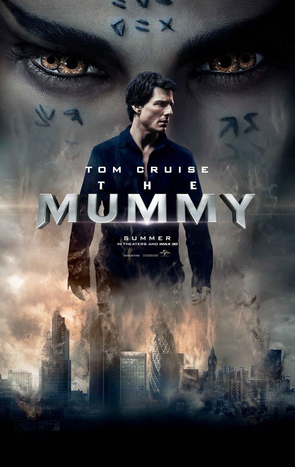 The Mummy 2017 - Filem Menarik Tahun 2017!