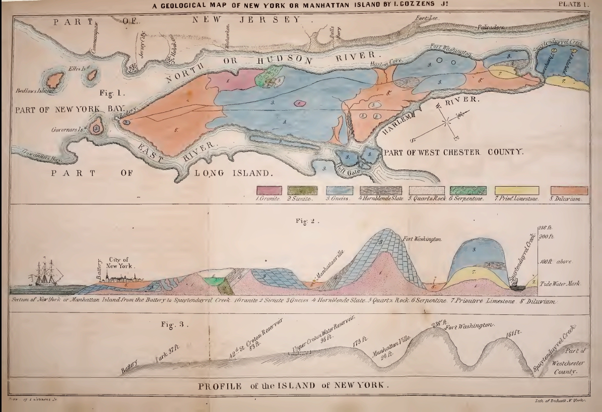 Map Of New York 2001.Until Darwin Science And The Origins Of Race Maps From Cozzens