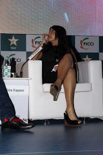Ekta Kapoor Anurag Kashyap & Ramesh SippyAt at FICCI FRAMES 2017  0016.JPG