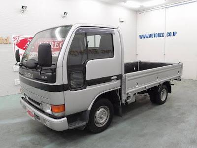 19619A8N6 1996 Isuzu Elf truck