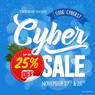 Cyber Sale 2017!