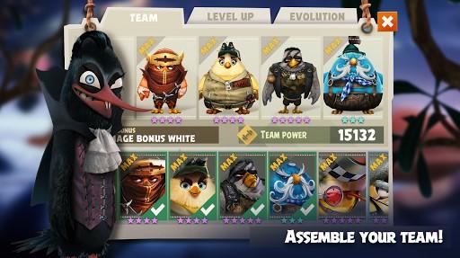 Angry Birds Evolution Apk God Mode v1.17.0 Android