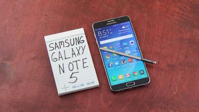 Samsung Galaxy note 5 64gb chính hãng
