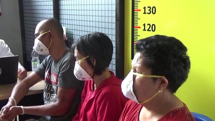 Satresnarkoba Amankan Tiga Pelaku Tindak Pidana Narkoba