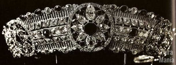 grand duchess maria pavlovna vladimir russia ruby kokoshnik tiara cartier