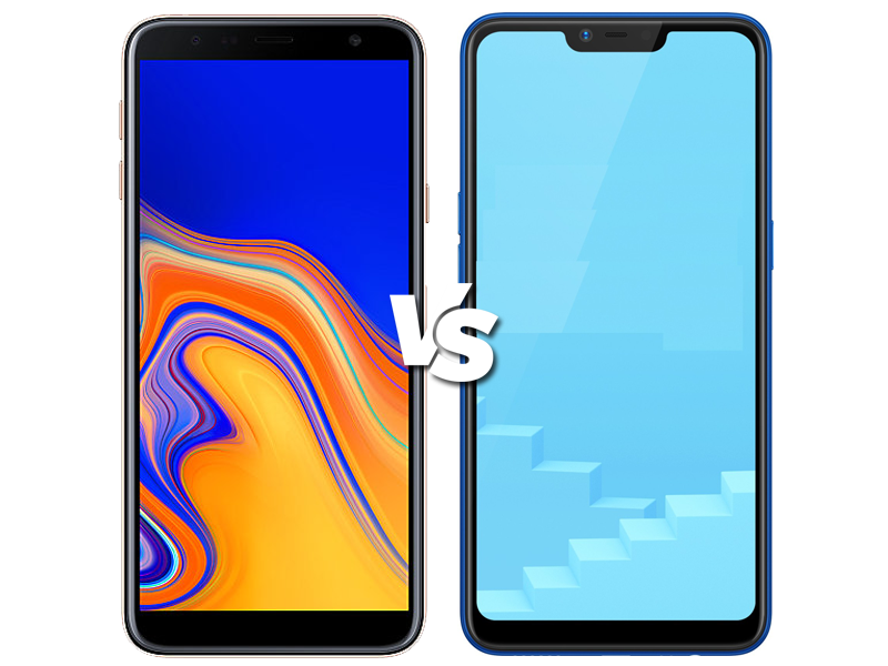 Samsung Galaxy J4+ vs Realme C1 Specs Comparison