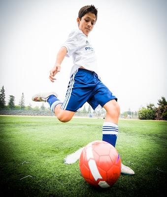 soccer bonggamom