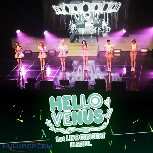 HELLOVENUS – HELLOVENUS Live Album 2013 (ITUNES MATCH AAC M4A)