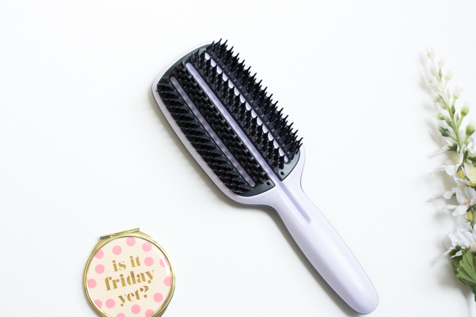 tangle teezer blow styling hairbrush review