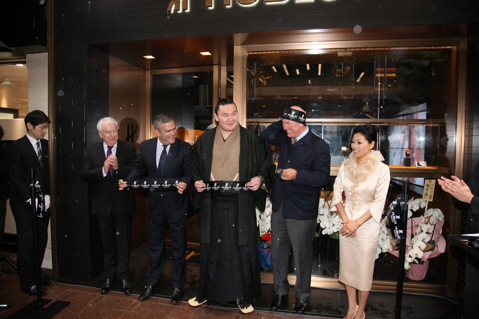 Jewelry News Network: Hublot Opens First Boutique in Japan