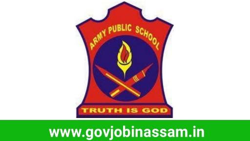 Army Public School Recruitment 2018