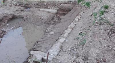 Ανακαλύφθηκε τμήμα του αρχαίου επιθαλάσσιου αμυντικού τείχους της Μυτιλήνης