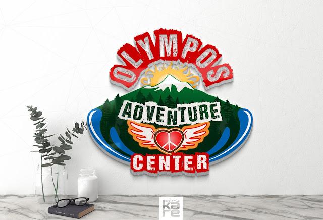 olimpos doğa sporları Türkiye Adventure Center Logo Tasarımı