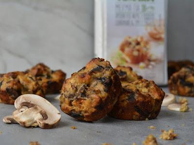 Συνταγή της Ημέρας:  Easy Bake Τυροψωμάκια με αποξηραμένα σύκα & μανιτάρια