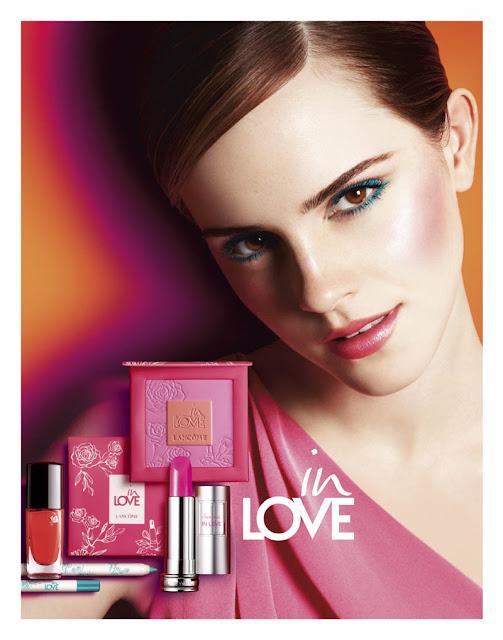 Lancôme: In Love Коллекция макияжа сезона весна 2013