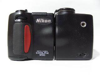 ニコン・COOLPIX950(E950) 正面