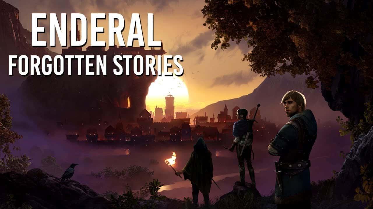 Link Tải Game The Elder Scrolls V Skyrim Enderal Forgotten Stories Miễn Phí Thành Công