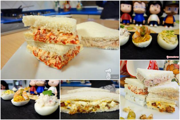 Ideas de rellenos para sándwiches