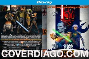 Star wars rebels temporada 3 bluray