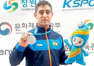Spotlight: Shahzar Rizvi Has Bagged First Place In ISSF World Rankings