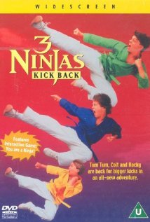 3 Ninjas 1992 Daul Audio BRRip 480p 300mb hollywood movie in hindi english dual audio compressed small size mobile movie free download at https://world4ufree.ws