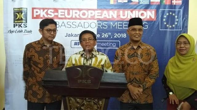 Presiden PKS Perbolehkan Kampanye Negatif, asal bukan Kampanye Hitam