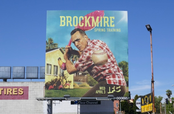 Brockmire season 3 billboard