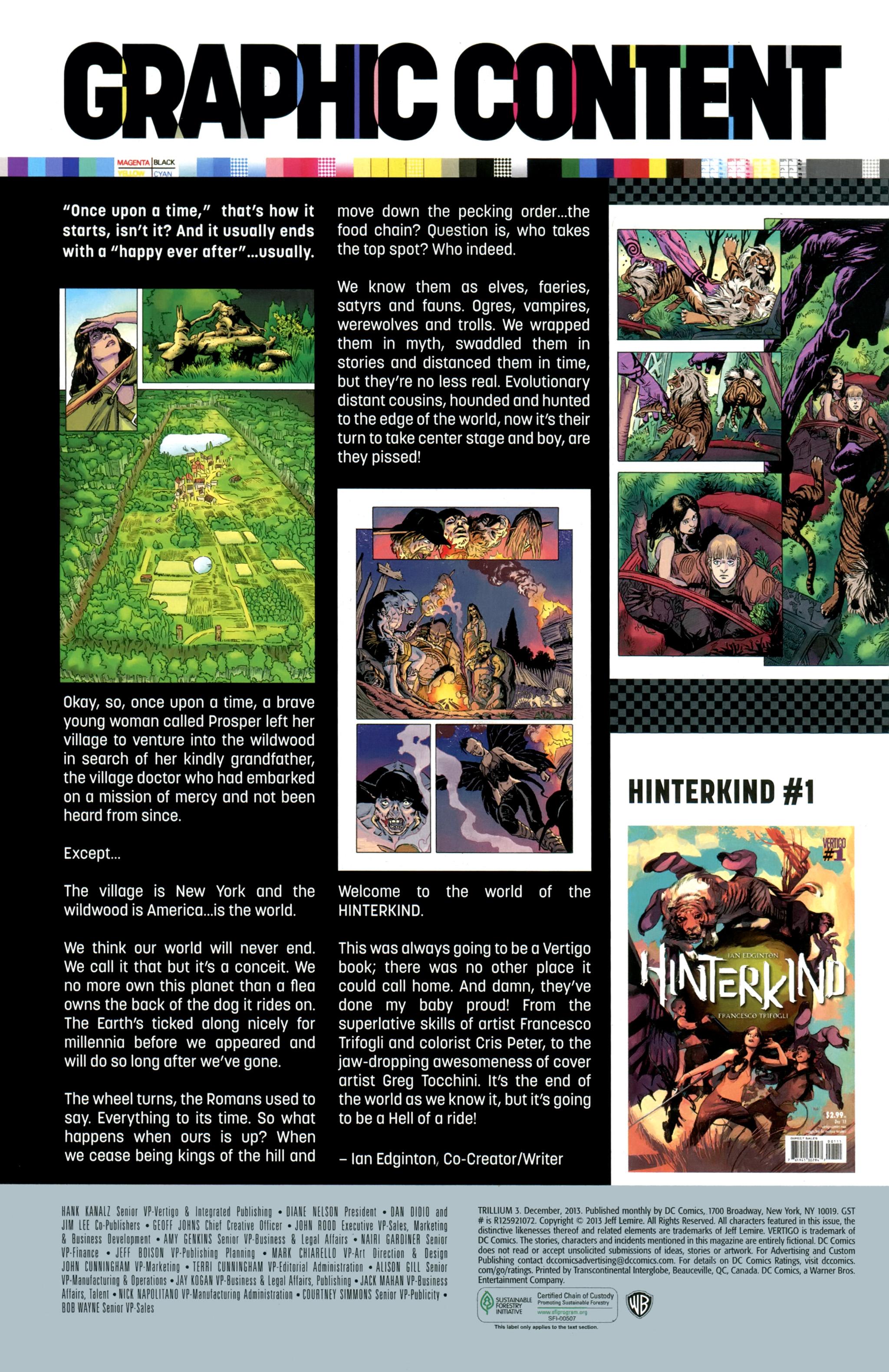 Read online Trillium comic -  Issue #3 - 21