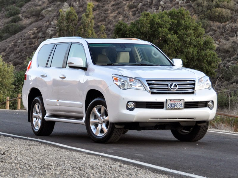 2013 Lexus GX460 Owners Manual Pdf