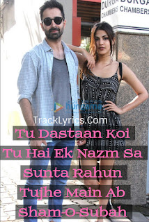 song-quotes-2018-tere-liye-for-jalebi-jubin-nautiyal-rhea-chakraborty
