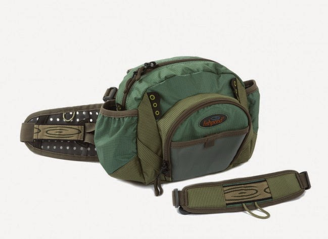 fishing lumbar pack