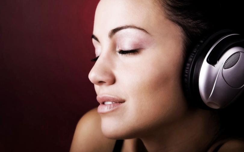 dengar muzik