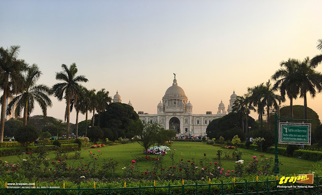 Victoria Memorial Hall, in Kolkata