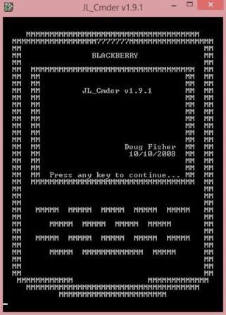 aplikasi JL-Cmder v.1.9.1
