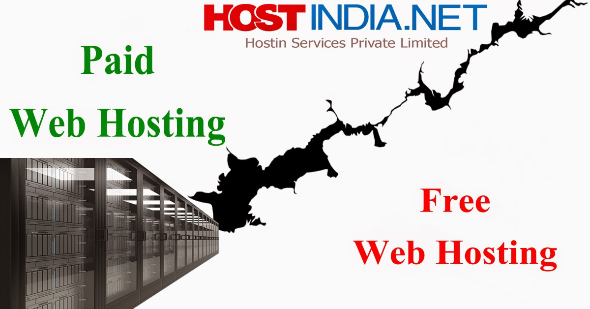 Free or paid web hosting service