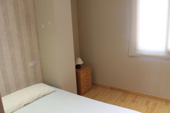 piso en alquiler 2 hab calle picasso castellon habitacion