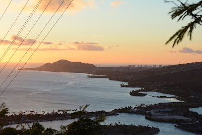 Sunset at Koko Head