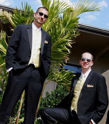 Zach and Scott wedding
