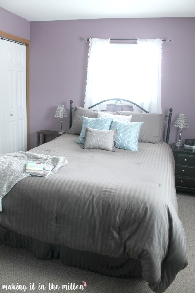 Making It In The Mitten: Master Bedroom Facelift