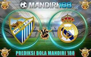 AGEN BOLA - Prediksi Malaga vs Real Madrid 22 Mei 2017