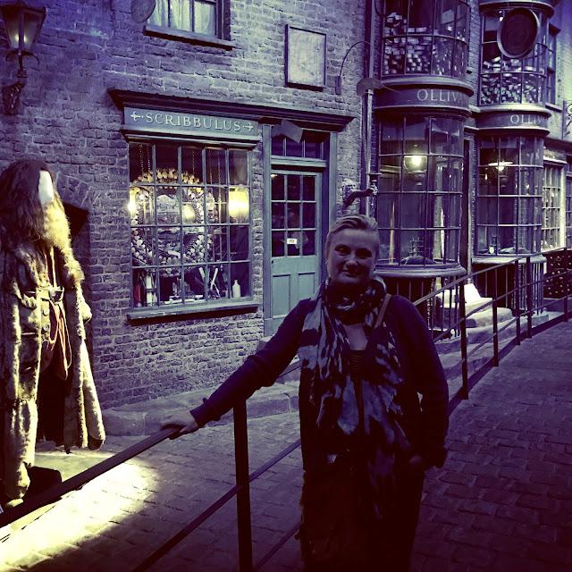 Dragon Alley, Warner Bros Studio Tour London review